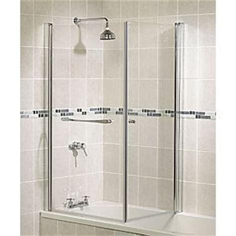 screwfix bath shower screens shower screen moneysavingexpert forums
