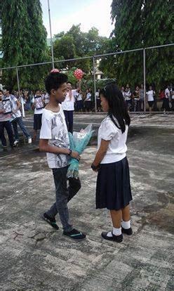Gambar Anak Smp Pacaran | pacaran masih seusia kencur remaja smp ini rayakan hari
