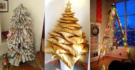 ideas para hacer 225 rboles de navidad con materiales caseros