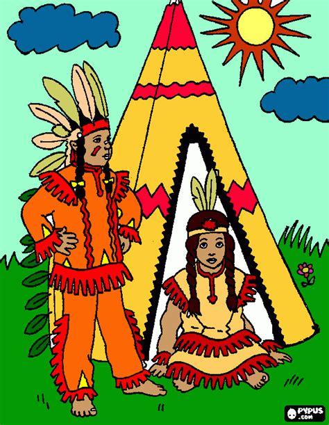 imagenes animadas indigenas indigena resgua para colorear indigena resgua para imprimir