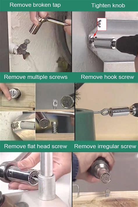 Diskon Smallrig Ratchet Wingnut Knob M5 Thread 18mm 18 Mm 4 13mm small multi function tools universal socket adapter repair tools with handle alex nld