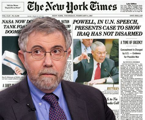 by paul krugman the new york review of books paul krugman blames gop white men for zionist war in iraq