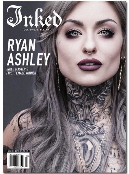 tattoo aftercare inked magazine inked magazine ryan ashley april 2017 inked shop
