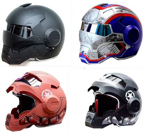 Motorrad Helm Iro by Kaufen Gro 223 Handel Ironman Motorrad Helm Aus China