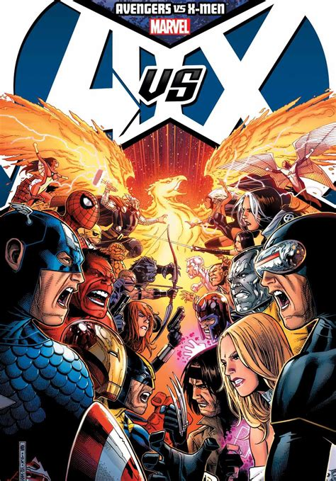 avengers versus x men 1846535182 avengers vs x men senscritique