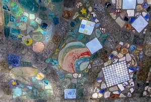 k 252 nstlerische gartengestaltung mit mosaiken aus fliesen
