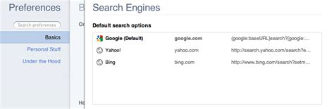 Search Engine Address Press Tab To Search Tab Shortcut In Chrome Browser