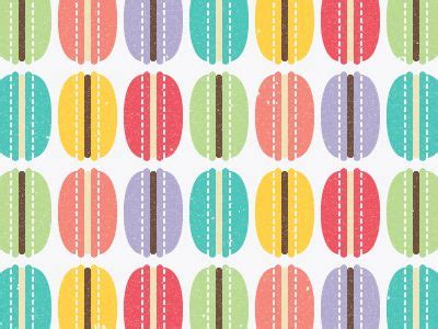 cute macaron pattern super cute macaroon pattern fabrics wallpaper pattern