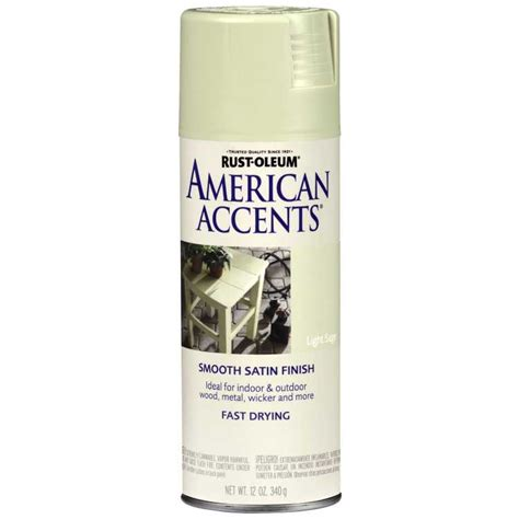 rust oleum 7937830 american accents light spray paint at sutherlands