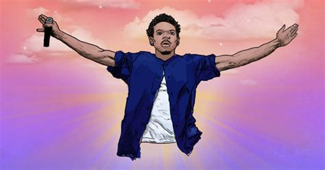 coloring book chance the rapper religious chance ultralight beam how gave me faith