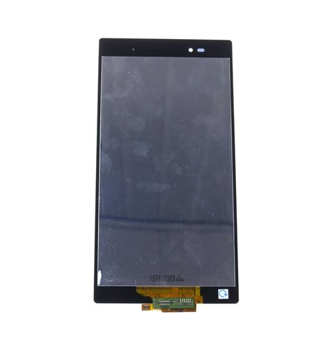 Lcd Touchscreen Sony Experia Z Ultra Putih lcd touch screen black oem for sony xperia z ultra c6833