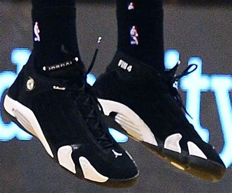 Custom Poly Thunder 14 Solewatch Pj Tucker Wore Michael Finley S Air