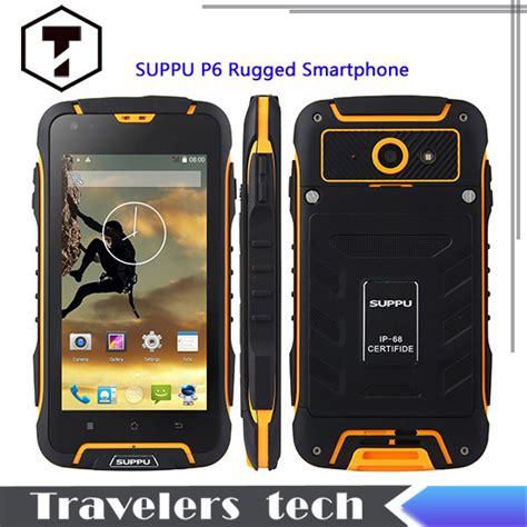 Jeep F605 Outdoor Smartphone original suppu f6 ip68 smartphone mtk6582 4 5