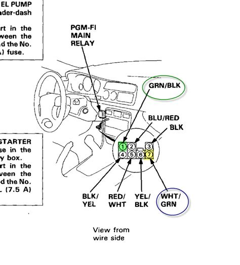 1990 acura integra fuel wiring diagram 2000 acura integra