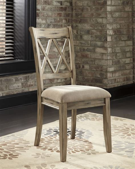 mestler dining upholstered side chair d540