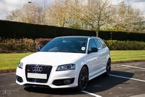 White S3 Audi Audi S3 Sportback White Kiseki Studio