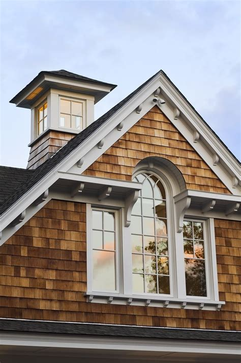 cupola    england shingle style home shingle style