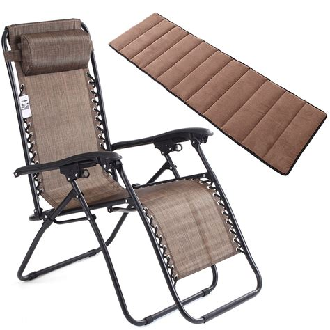 For Living Zero Gravity Chair by Galleon Apex Living All Seasonal Zero Gravity Chair With