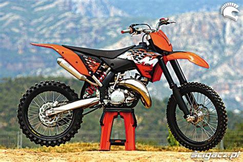 2008 Ktm 125sx Zdjęcia Press Ktm Sx125 2008 Ktm Sx 125 2008 Dwuletnia