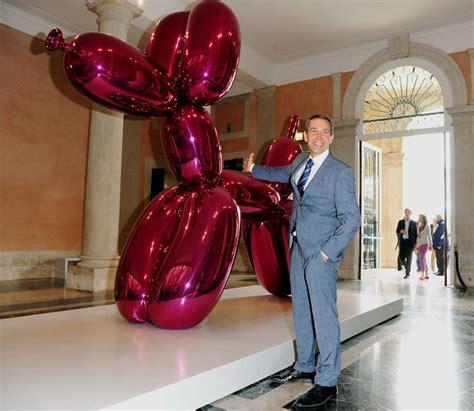 Balloon animal sculpture - Photos - Strange sculptures ... Jeff Koons Balloon Sculpture