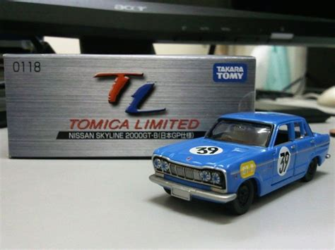 Tomica Limited Nissan Skyline 2000gt B wheels speed machines need for speed wheels cars
