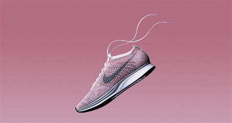 Sepatu Nike Flyknit Racer Macaroon Pack Blueberry Legion Blue nike flyknit racer macaron pack