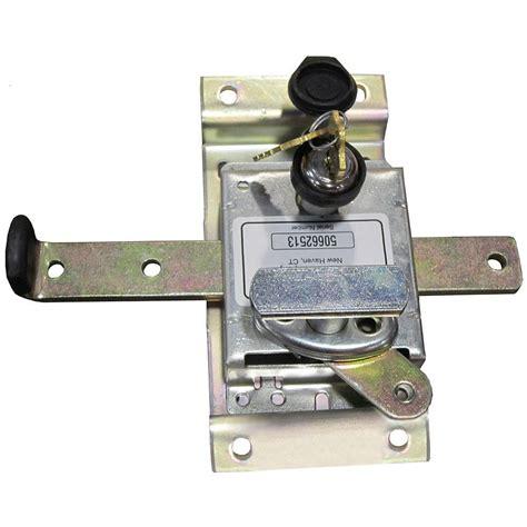 sliding door keyed lock 100 series basement door cylinder lock kit cylinder powder coated