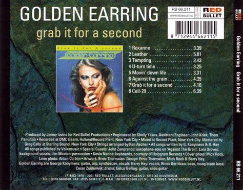 car 225 tula trasera de golden earring grab it for a second