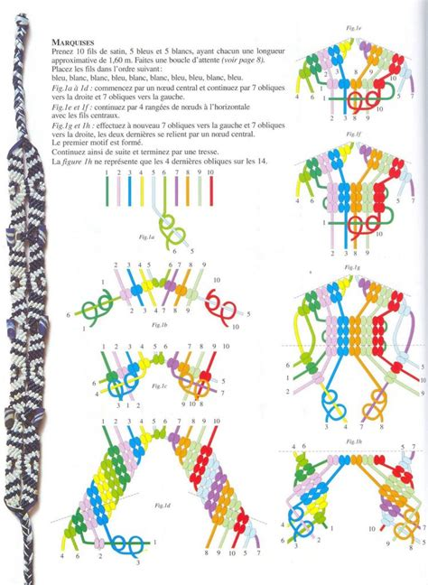 Macrame Tutorials - macrame tutorial 2 by sofitahale on deviantart
