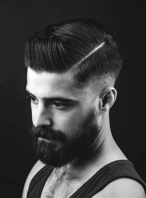 mens haircut hard part 40 hard part haircuts for men sharp straight line style