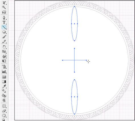 guilloche pattern generator vector create a security seal in illustrator using guilloche patterns