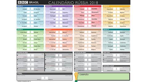 baixe aqui a tabela de jogos da copa da r 250 ssia 2018 no
