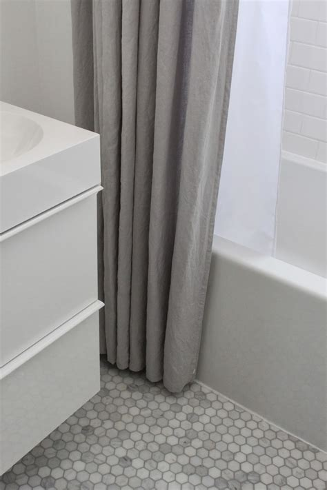 shower curtain extra long modern jane our extra long shower curtain