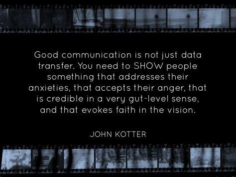john p kotter quotes quotesgram - Mr Kotter Quotes