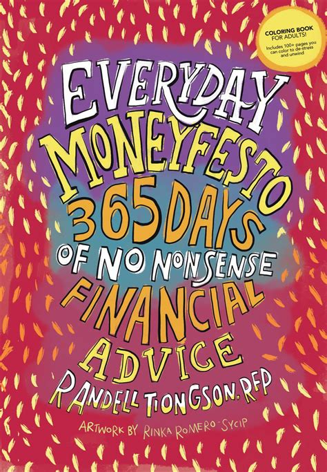 available everyday everyday moneyfesto now available randell tiongson