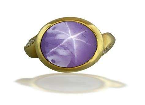 Purple Sapphire Starsrilanka Ring Silver 17 best images about purple sapphire on auction diamonds and violets