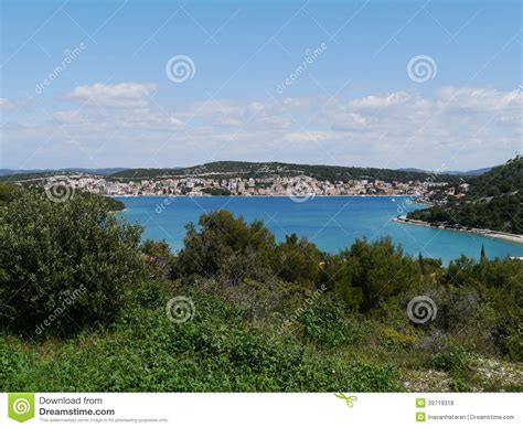 appartments in croatia summer houses and apartments in croatia royalty free stock