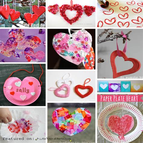 february crafts 25 adorable s day crafts for