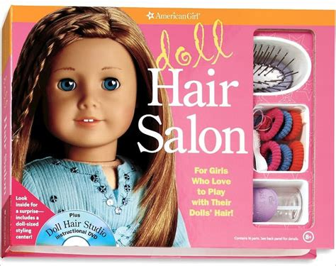 american girl doll hair dresser doll hair salon for girls love to play with their