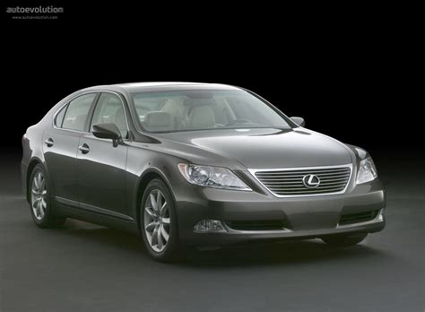 how to learn everything about cars 2007 lexus ls instrument cluster lexus ls specs photos 2006 2007 2008 2009 autoevolution