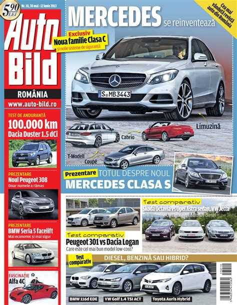 Autobild Cover by Revista Auto Bild Nr 10 Din 30 Mai 12 Iunie 2013