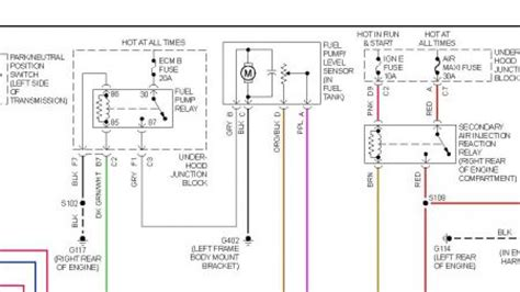 2000 chevy truck fuel schematic autos post 2000 blazer fuel wireing diagram autos post