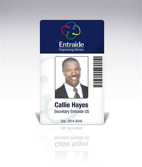 employee id card design sles contest quick 20 employee id card design paypal