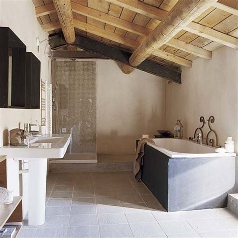 modern french bathroom bathroom french provencal barn house tour housetohome