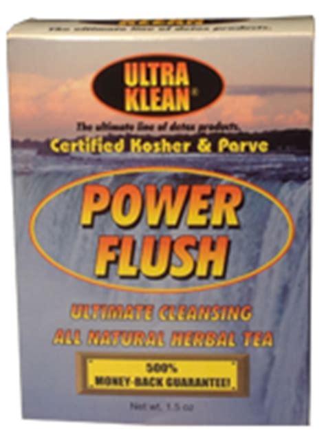 Power Flush Detox Pills by Power Flush Detox Tea For Urine Testing
