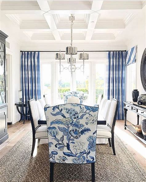 blue dining room ideas best 25 dining room chairs ideas on dining