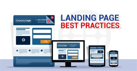 web layout design best practices landing page best practices how to design the perfect