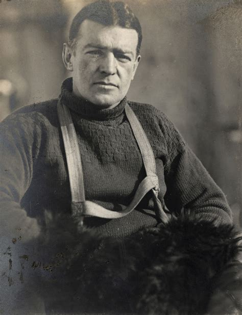 ernest shackleton by endurance we conquer shackleton and his men university of cambridge