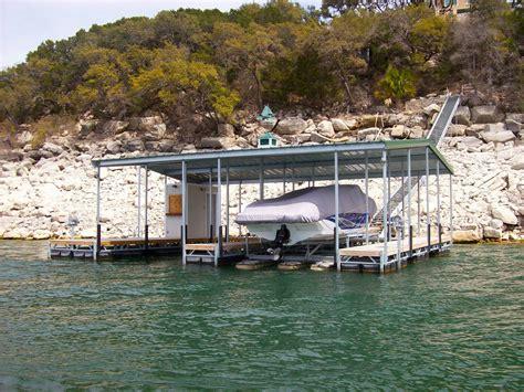 boat dock on lake travis lakeside marine service lake travis boat docks