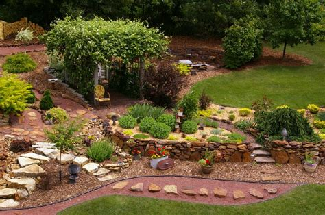 Landscape Rock Recycling Imgp1432 From Garden Limestone River Rock Or